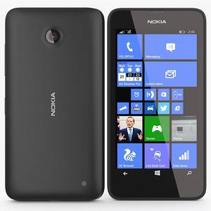 Nokia Lumia 635 8GB - Black AT&T