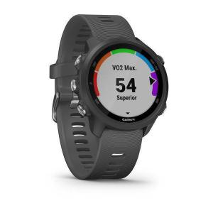 Watch Running GPS GARMIN Forerunner 245 - Gray