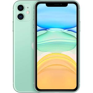 iPhone 11 64GB - Green - Fully unlocked (GSM & CDMA)