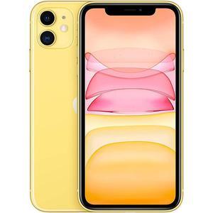 iPhone 11 64GB - Yellow - Fully unlocked (GSM & CDMA)