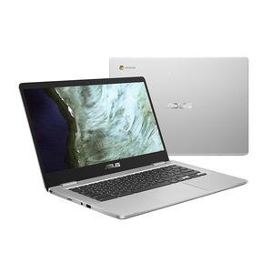 Asus Chromebook Celeron N3350 1.1 GHz 32GB SSD - 4GB