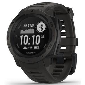 Garmin Instinct Outdoor Smartwatch - Graphite Gray