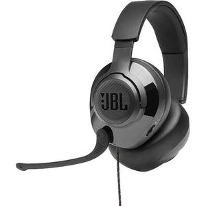 Jbl Quantum 300 Noise cancelling Gaming Headphone with microphone - Black