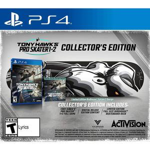 Tony Hawk's Pro Skater 1 + 2 Collector's Edition - PlayStation 4