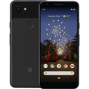 Google Pixel 3a 64GB - Black - Unlocked GSM only