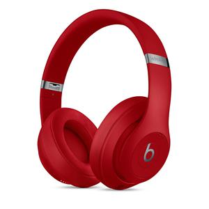 Beats By Dr. Dre Studio 3 Wireless Noise reducer Headphone Bluetooth with microphone - Red