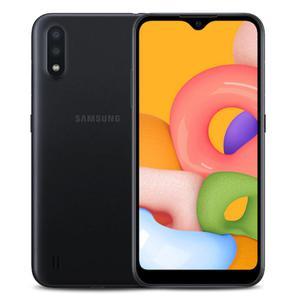 Galaxy A01 16GB - Black - Locked Tracfone
