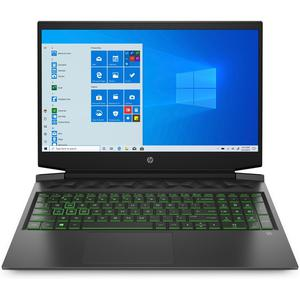 "HP Pavilion 16-A0076 16.1"" Core i7 2.6 GHz - SSD 544 GB - RAM 8 GB - NVIDIA GeForce GTX 1650 Ti - QWERTY - English (US)"