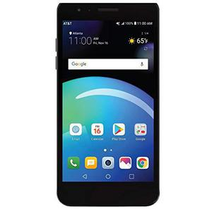 LG Phoenix 4 16GB - Black AT&T