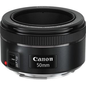 Camera Lense Canon EF standard f/1.8