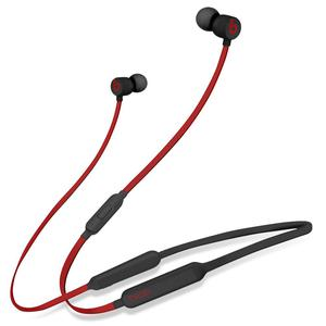 Beats By Dr. Dre BeatsX Earbud Bluetooth Earphones - Defiant Black/Red