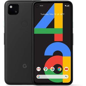 Google Pixel 4a 128GB - Black - Unlocked GSM only