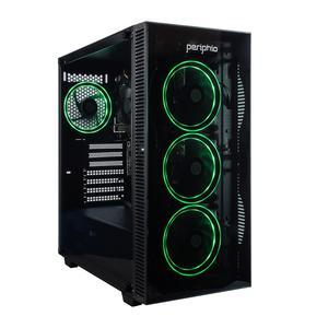 Periphio Green Gaming Desktop Computer  (2012)
