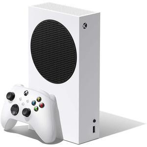 Xbox Series S - HDD 512 GB - White