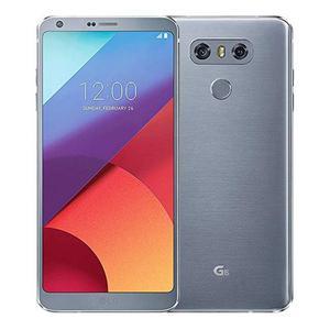 LG G6 Duo 32GB (Dual Sim) - Ice Platinum Unlocked
