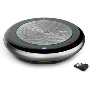 Yealink CP700-BT50 Bluetooth Speakers - Black/Silver