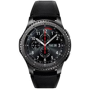 Smart Watch Gear S3 frontier (4G SM-R765T) HR GPS - Black