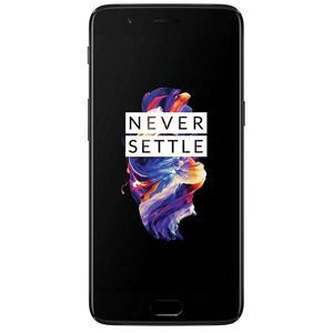 OnePlus 5 64GB (Dual Sim) - Black Unlocked
