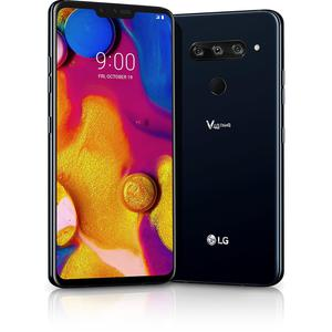 LG V40 ThinQ 64GB - Aurora Black Unlocked