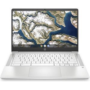 HP ChromeBook 14a-na0031wm Pentium Silver N5000 1.1 GHz 64GB eMMC - 4GB