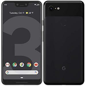 Google Pixel 3 XL 64GB - Black - Fully unlocked (GSM & CDMA)
