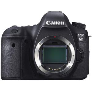 Reflex Canon EOS 6D Body only - Black