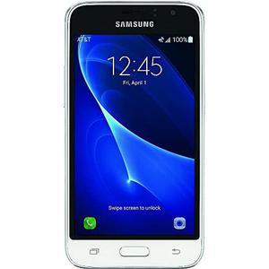 Galaxy J1 (2016) 8GB (Dual Sim) - White - Locked AT&T