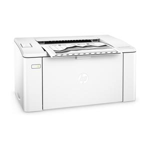 Pinter Monochrome Lase HP Laserjet Pro M102w - White