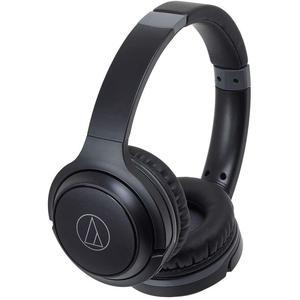 Audio-Technica ATH-S200BTBK Noise reducer Headphone Bluetooth with microphone - Black
