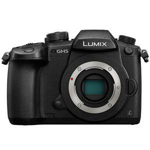 Hybrid - Panasonic Lumix DC-GH5 - Black