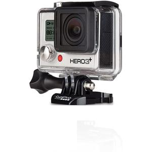GoPro Hero3+ Silver Edition - Digital Action Camera