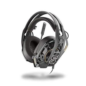Plantronics RIG 500 PRO HX 214451-60 Gaming Headphone with microphone - Black
