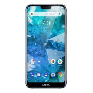 Nokia 7.1 64GB - Blue - Fully unlocked (GSM & CDMA)