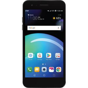 LG Phoenix 4 16GB - Black Unlocked