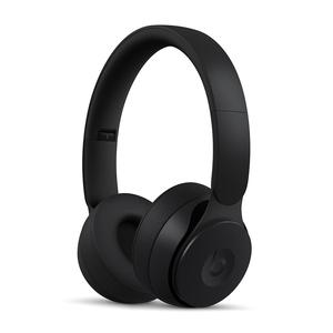 Headphones Bluetooth Microphone Noise Reducer Beats by Dr. Dre Solo Pro Wireless - Black