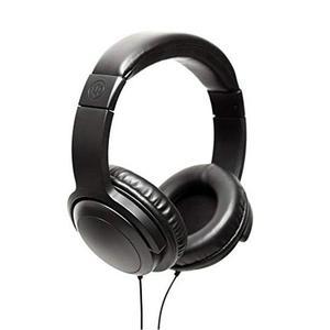 712949011008 Headphone - Black
