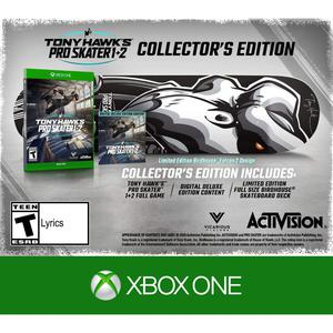 Tony Hawk's Pro Skater 1 + 2 Collector's Edition - Xbox One