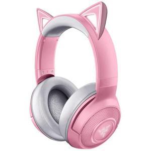 Razer Kraken BT Kitty Edition Noise reducer Gaming Headphone Bluetooth with microphone - Pink