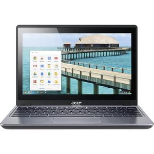 Acer ChromeBook C720P-2625 Celeron 2955U 1.4 GHz 16GB SSD - 4GB