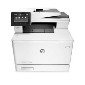 Multifunction Color Printer HP Laserjet Pro M281CDW - White
