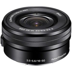 Lens Sony 16-50mm f/3.5-5.6 Power Zoom - Black