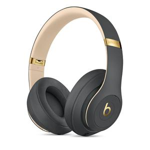 Beats Studio 3 Wireless Noise reducer Headphone Bluetooth with microphone - Black/Gold