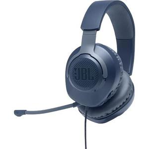 Jbl QUANTUM 100 UAM-Z Noise reducer Gaming Headphone with microphone - Blue