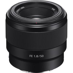 Lens Sony FE 50mm f/1.8