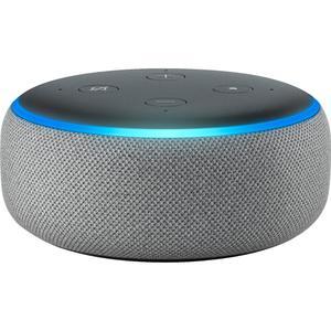 Amazon Echo Dot 3rd Generation B0792K2BK6 Bluetooth Speakers - Black