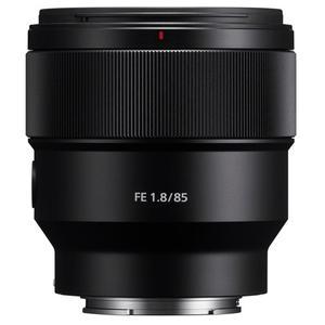 Lens Sony FE 85mm f/1.8