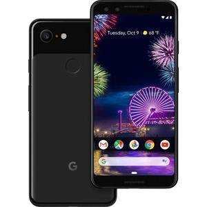 Google Pixel 3 128GB - Black - Fully unlocked (GSM & CDMA)