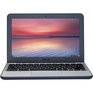 "Asus ChromeBook C202Sa-Ys02-Gr 11.6"" Celeron N3060 1.60 GHz - SSD 16 GB - RAM 4 GB"