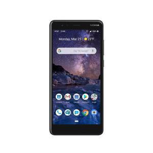 Nokia 3.1 A 32GB - Black - Locked AT&T