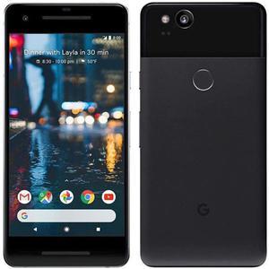 Google Pixel 2 XL 64GB - Just Black - Fully unlocked (GSM & CDMA)